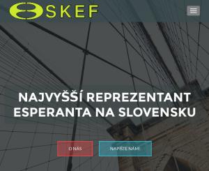 SKEF - Slovenská esperantská federácia
