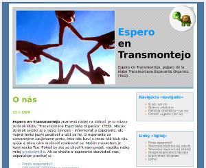 TEO: Transmontana Esperanta Organizo